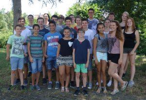 Gruppenfoto Kenzingen